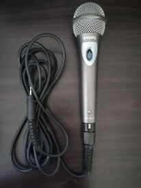Phillips SBC-MD150 Microphone - Corded