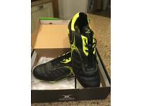Brand new Gilbert rugby boots size 10