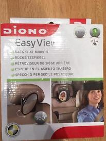 Child rear seat mirror brand new