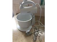 Cookworks 2 in 1 food mixer