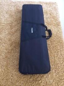 Bass Guitar Hard case/canvas cover (Weston Super Mare)