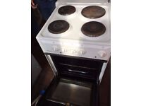 Electric Cooker - Excellent Condition 50cm - Free Delivery