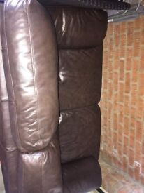 Good condition sofa for free!