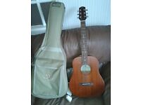 ACOUSTIC GUITAR 3/4 SIZE WITH GIG BAG
