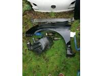 Honda civic ep3 facelift wing / airbox induction kit
