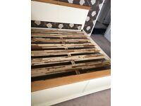 Oak furniture land country cottage bed frame super king