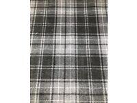 252cm x 309cm carpet; paid £26.99psm