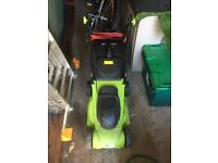 Electric Lawnmower - Gardenline Essentials