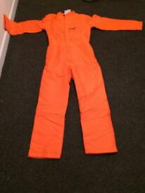 Padded Boiler Suits