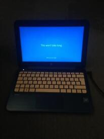 HP Stream 11.6 Blue