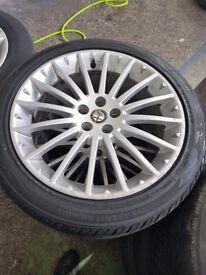 """Alfa Romeo 17 """"alloys"""