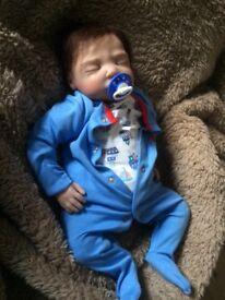 Reborn baby boy Tom
