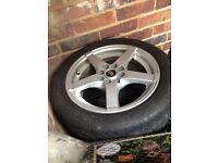 Car wheels tyres an rims