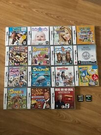 17 Nintendo DS Games