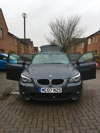 BMW 520D Estate in Excellent condition