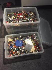 Bargain job lot of Lego over £2500 worth