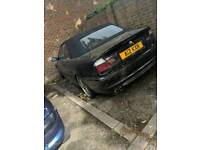 Bmw 323ci auto convertible 2000 auto (**spears or repairs **)