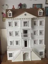 Custom made dolls house