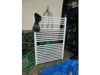 Two radiators - one brand new in box