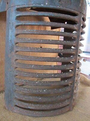 Vintage Tractor Grille Antique Rat Rod Street Rods Farm Parts Auto Truck 6715