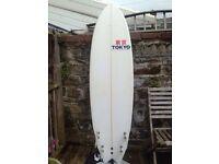 Tokyo Fish Surfboard