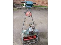 Suffolk Punch 43S petrol lawn mower