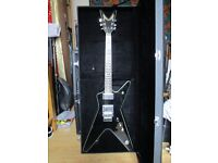 Dean ML Custom Run Chrome Limited Edition - Only 100 in the world!