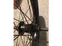 Federal V3 Freecoaster BMX Wheel , Cinema Rim 20""