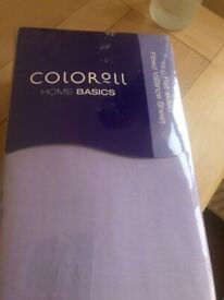 BRAND NEW UNOPENED King fitted Valance Sheet