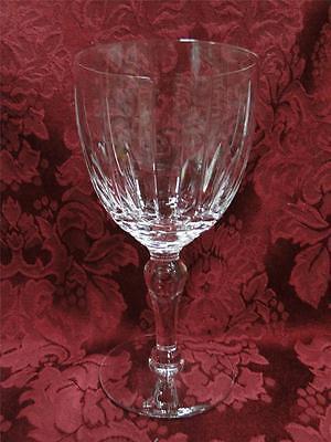 Stuart Hampshire Cut Crystal: Water Goblet (s), 6.25