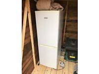 Small bush fridge freezer