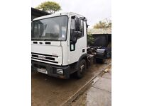 FORD IVECO-CARGO TECTOR TIPPER HOOKLIFT