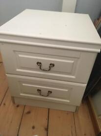 3 sets of side drawers. £15 each