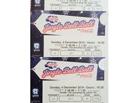 Capital 3 x Jingle Bell Ball Tickets Sunday 4th December