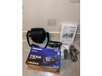 Panasonic HDC-TM300 camcorder boxed