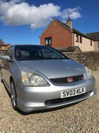 Honda Civic Type-R EP3 2 Previous Owners
