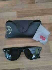 1cbcba634c0 Ray Ban Original Wayfarer Classic Unisex Sunglasses. RB2140 902 50 ...