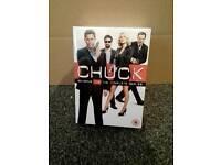 Chuck boxset dvd