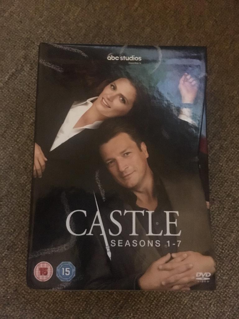Castle Box Set Season 1-7