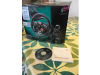 Logitech driving force GT for sale