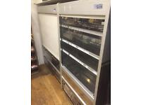 2 x Williams Gem Commercial Fridges (not working) for parts or repair