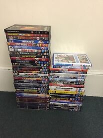 DVD collection for sale, pick up only.