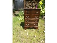 Georgian Style Chest of Drawers