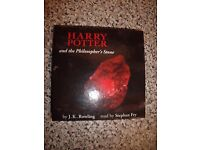 Harry Potter and the Philosopher's Stone read by Stephen Fry (7 Audio CD Set) - £15