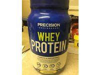 Banana whey protein 908g