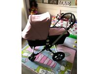 Bugaboo cam 3 plus extras £500 all in Ono (see description)