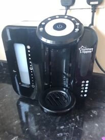 Tommie yippee perfect prep machine in black - like new