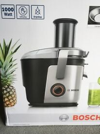 Bosch vitaJuicer 4 powerful never out of its box (duplicate) dishwasher safe healthy large capacity