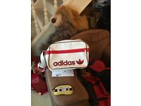 Nearly new adidas bag for sale