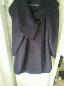Windsmoor wool 3/4 length coat